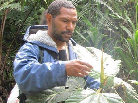 Ben Ruli  Papua Guinea IP Fellow