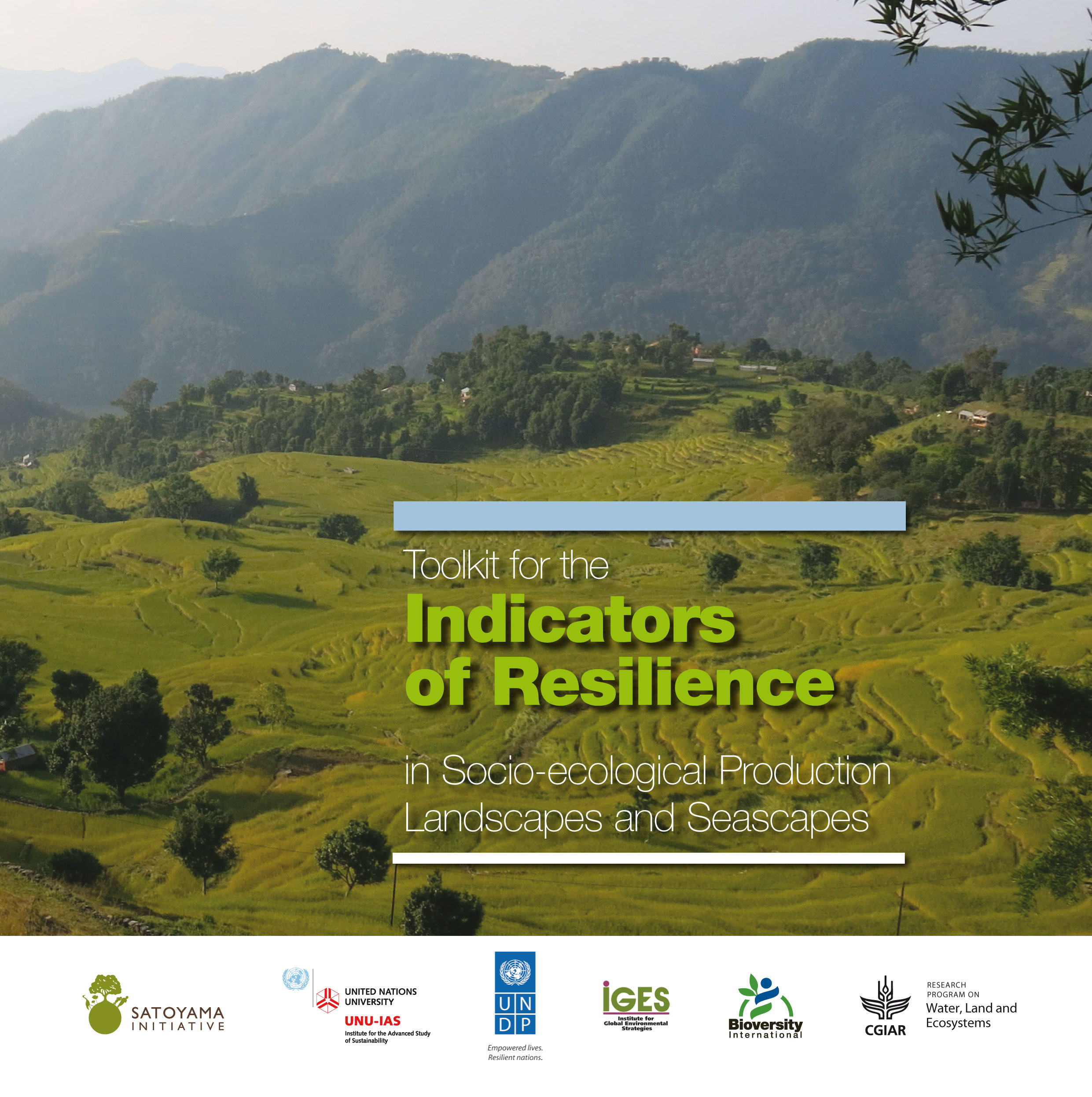 COMDEKS TOOLKIT-Indicators-of-resilience COVER