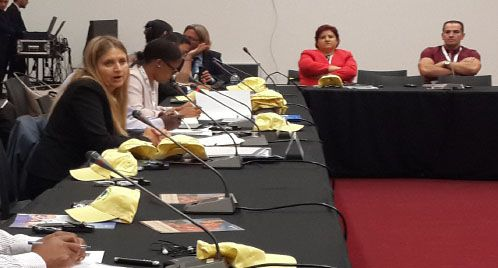 SGP highlights the actions of Local Communities at the UNCCD COP12 in Ankara, Turkey