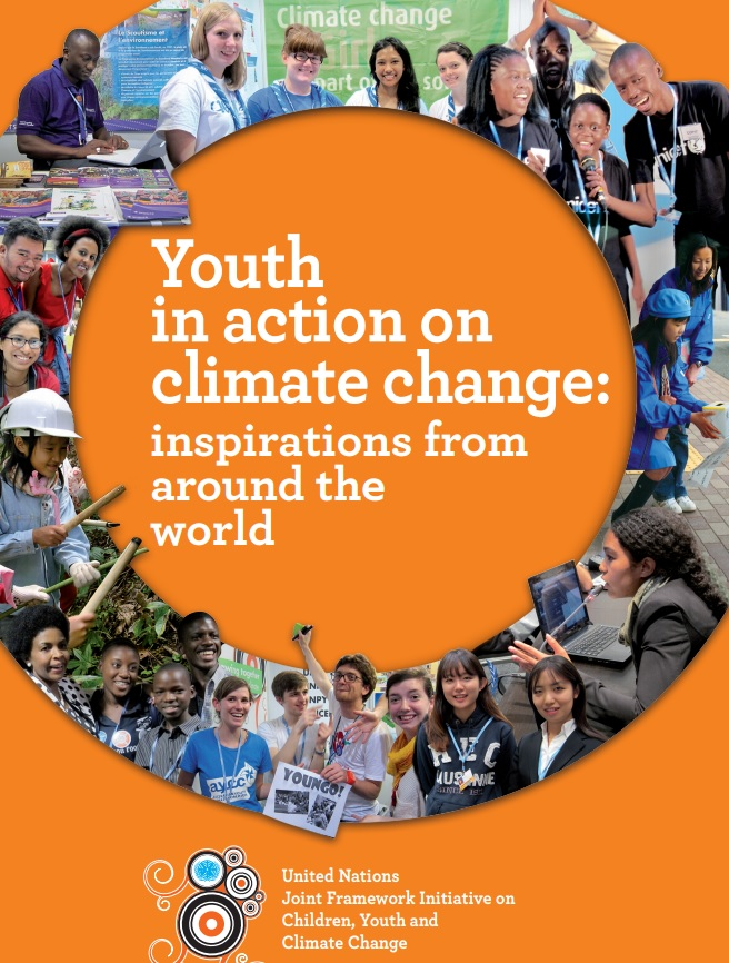Youth publication UNFCCC- SGP case studies