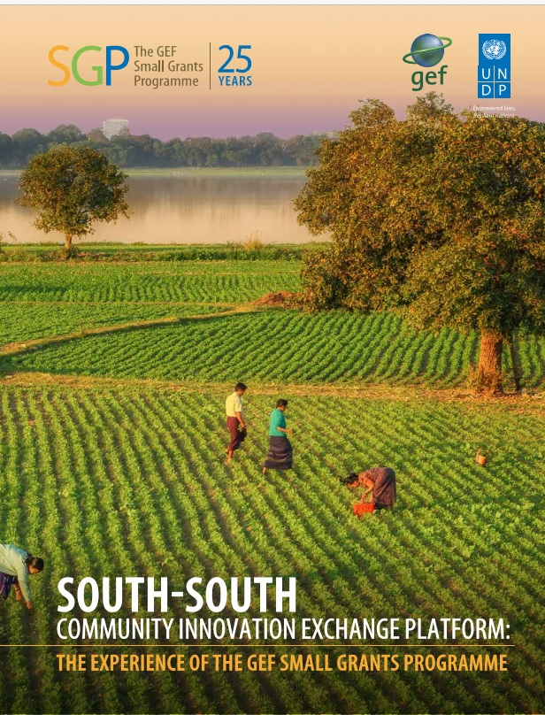 South-South Cooperation, Community Innovation Exchange Platform