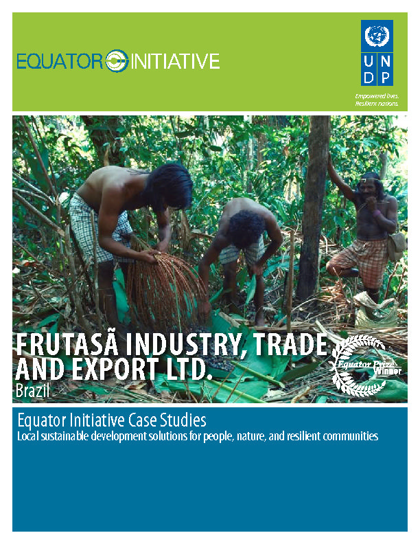FRUTAS_ INDUSTRY, TRADE AND EXPORT LTD