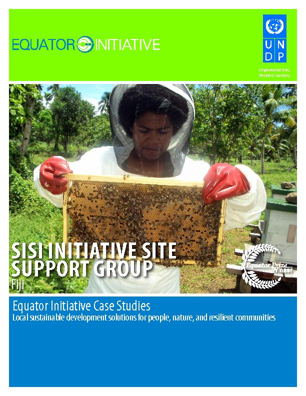SISI INITIATIVE SITE SUPPORT GROUP