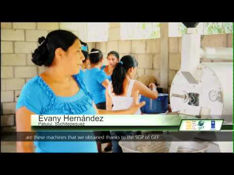GEF-SGP Guatemala. Interviews to grantees