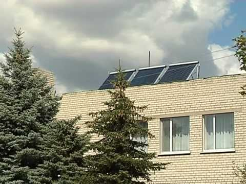 "GEF SGP Ukraine ""Energy saving and renewable solar energy usage""- (Russian)"
