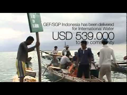 Indonesia - GEF SGP International Water