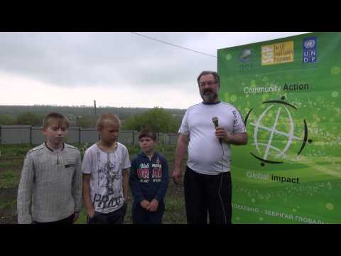 "Ukraine: ""Solar energy technologies for children wellbeing!"" (Ukrainian)"