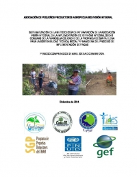 Evaluation of project Vision Integral - SGP Ecuador