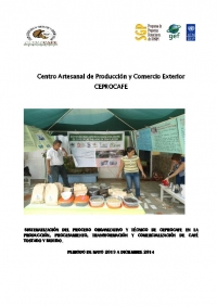 Evaluation of project Ceprocafe- SGP Ecuador