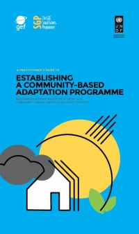A Practitioners' Guide to Establishing a Community-Based Adaptation Programme