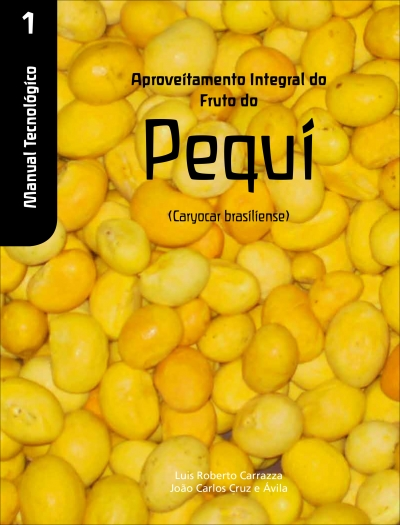 Brazil: Technological Manual for Utilization of Pequi