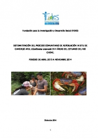 Evaluation of project Rio Chone - SGP Ecuador