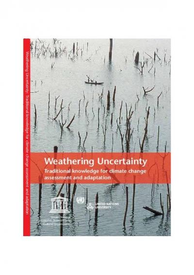 Weathering Uncertainty: Traditional Knowledge for Climate Change