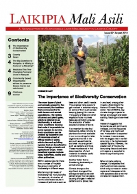 Kenya - Sustainable land management in Lakipia County