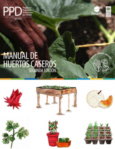 Manual de huertos caseros