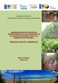 Evaluation of project Cordillera del Balsamo - SGP Ecuador