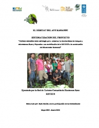 Evaluation of project Kamanwi habitat- SGP Ecuador