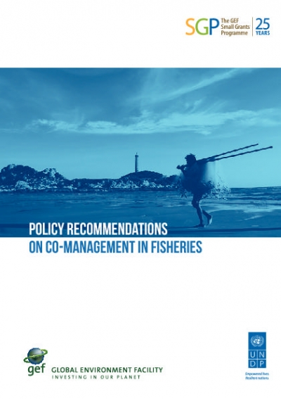 POLICY RECOMMENDATIONS POLICY RECOMMENDATIONS ON CO-MANAGEMENT IN FISHERIES