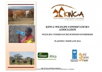 Kenya - Wildlife conservancies templates