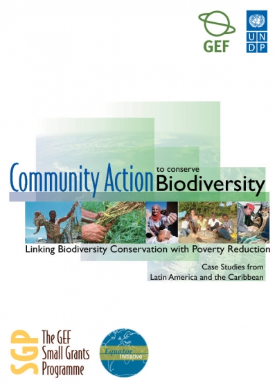 Community Action to Conserve Biodiversity