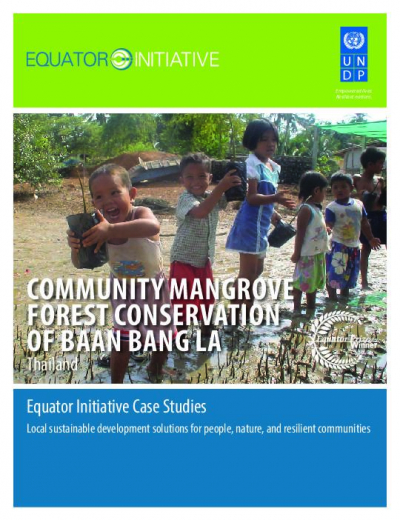 Community Mangrove Forest Conservation of Baan Bang La