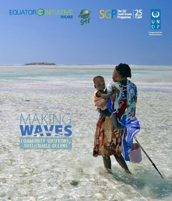 Making Waves: Community Solutions, Sustainable Oceans